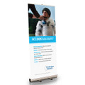 Accident Assure Retractable Bannerstand
