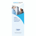 Hospital Assure Retractable Bannerstand