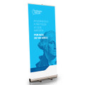 WN Brand Spanish Retractable Bannerstand