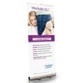 Worksite UL2 Retractable Bannerstand