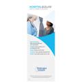 Hospital Assure (Customer) Retractable Bannerstand
