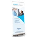 Hospital Assure (AGENT) Retractable Bannerstand - SPANISH