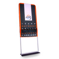 SKYTALL - 33.5 Inch Wide Fabric Banner Display