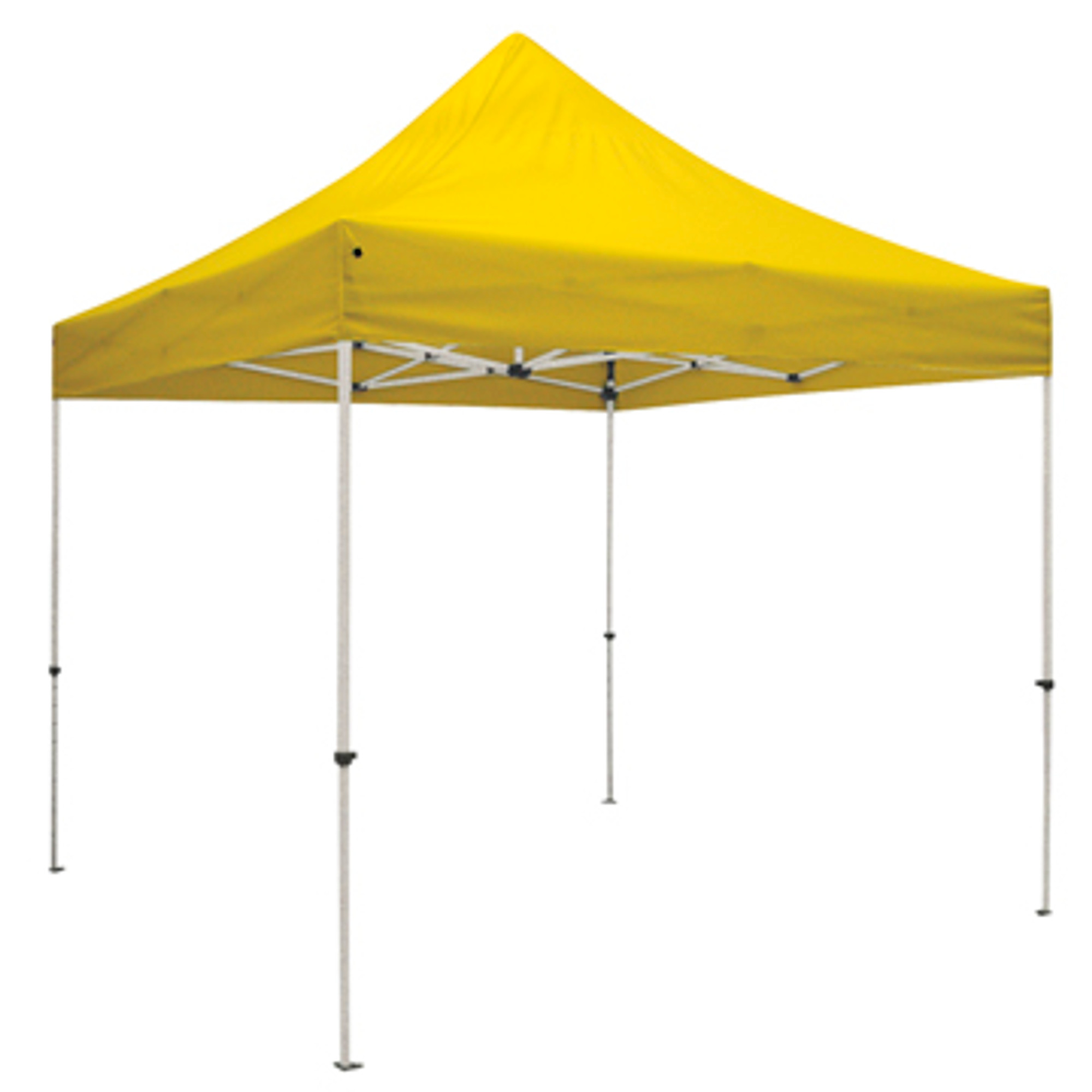 Unimprinted Blank Event 10x10 Pop Up Tent
