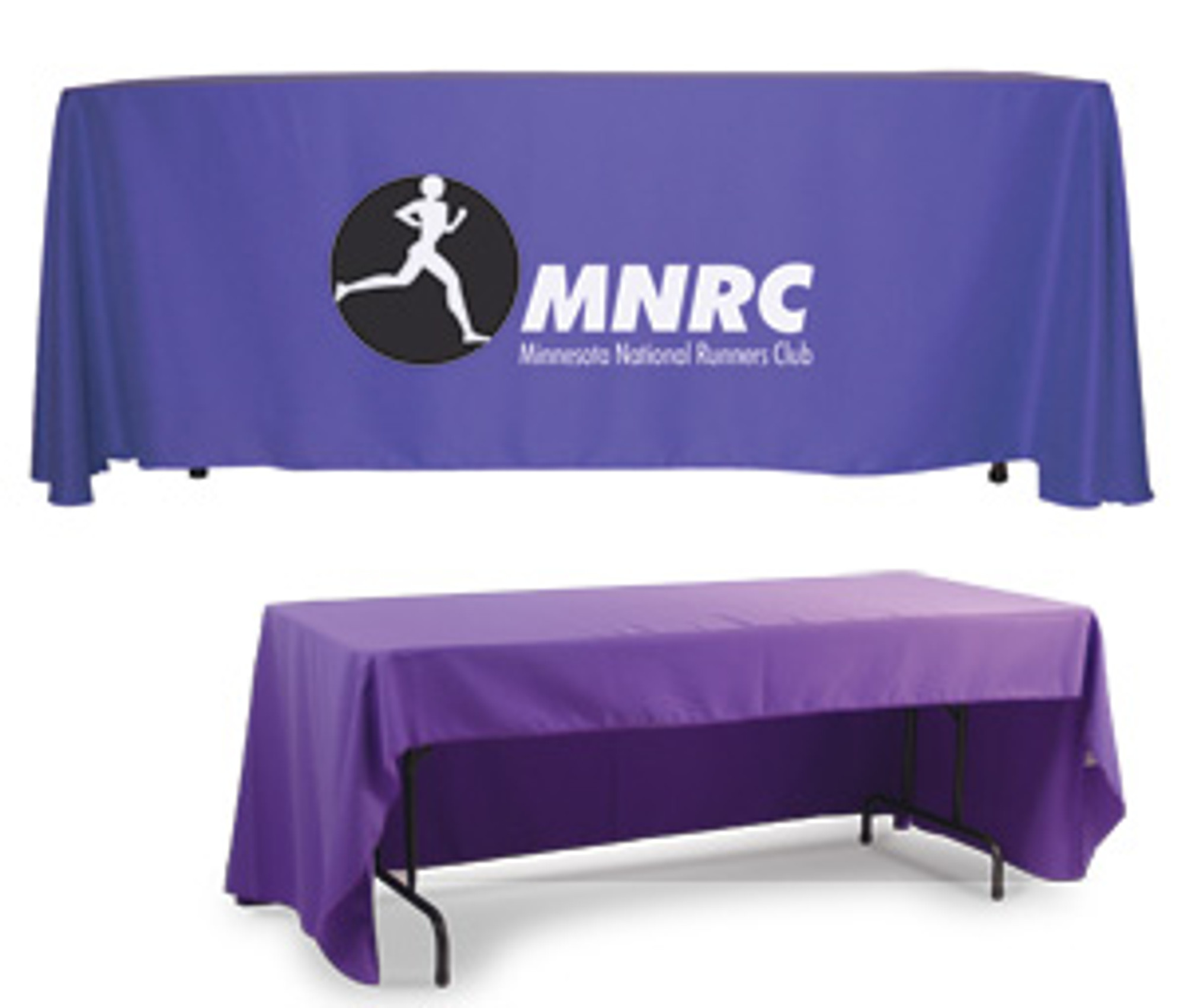 207 & Custom Trade Show Table Covers