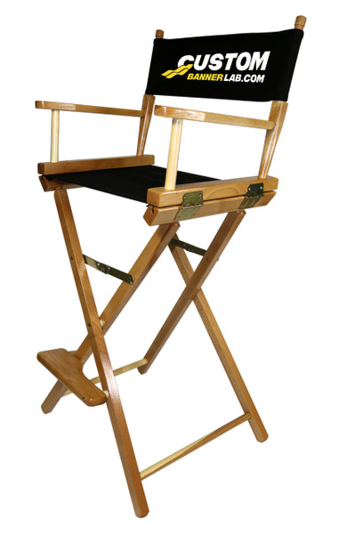 Custom Director Chair