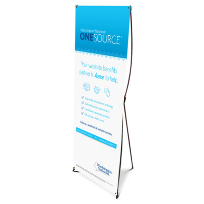 WN One Source Bannerstand