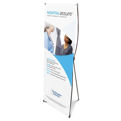 Hospital Assure (Customer) Bannerstand