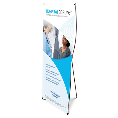 Hospital Assure (AGENT) Bannerstand - SPANISH