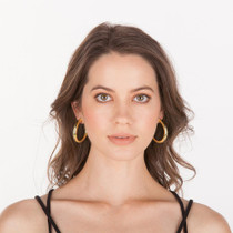Shiny Chantal Hoops
