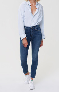 Rocket Ankle Mid Rise Skinny
