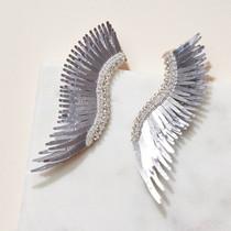 Madeline Earring - Silver