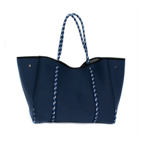 Deep Blue Everyday Tote