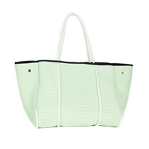 Pastel Green Everyday Tote