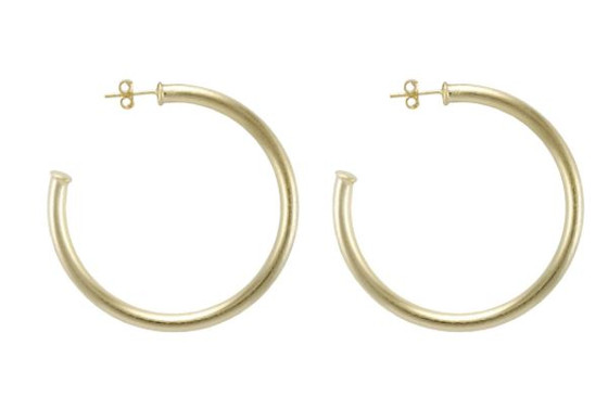 Smaller Everybody's Favorite Hoops - Gold
