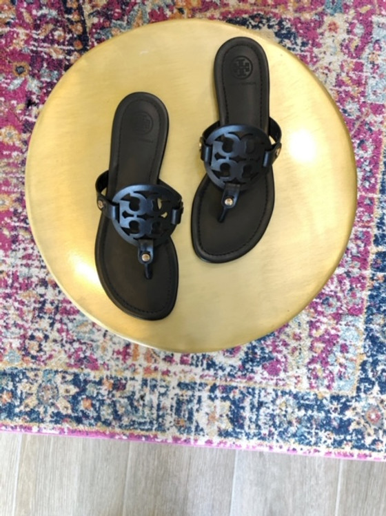 Miller Sandal - Perfect Black