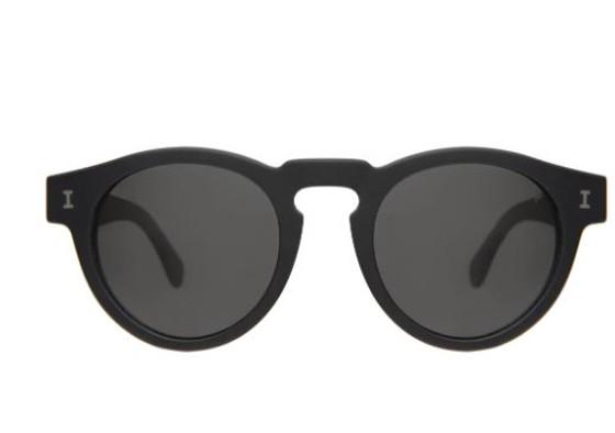Leonard Sunglasses - Matte Black