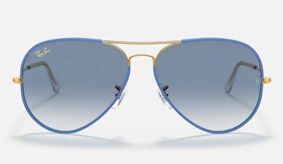 Color Aviator - Light Blue