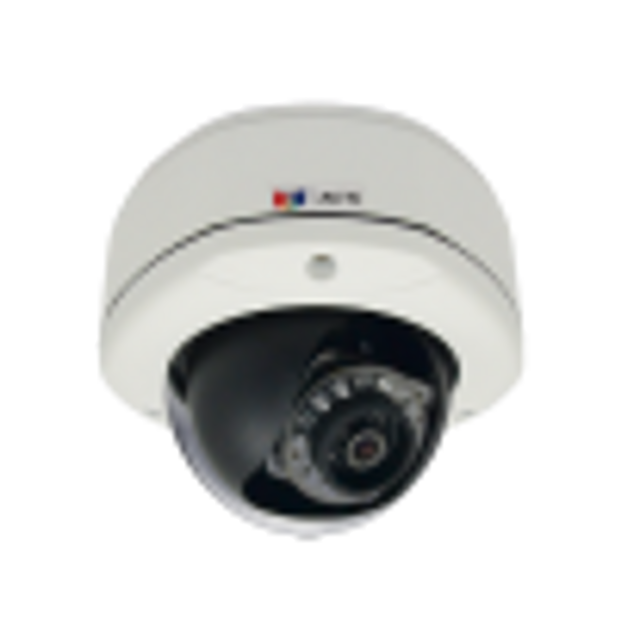 2MP Outdoor Dome with D/N, Adaptive IR, Basic WDR, SLLS, Fixed lens