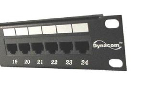 "96 Port 19"" Cat6 Patch Panel"