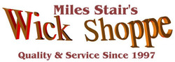 Miles Stair's Wick Shoppe