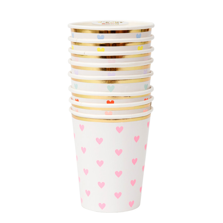 Fill your favorite beverage with these fun cups!