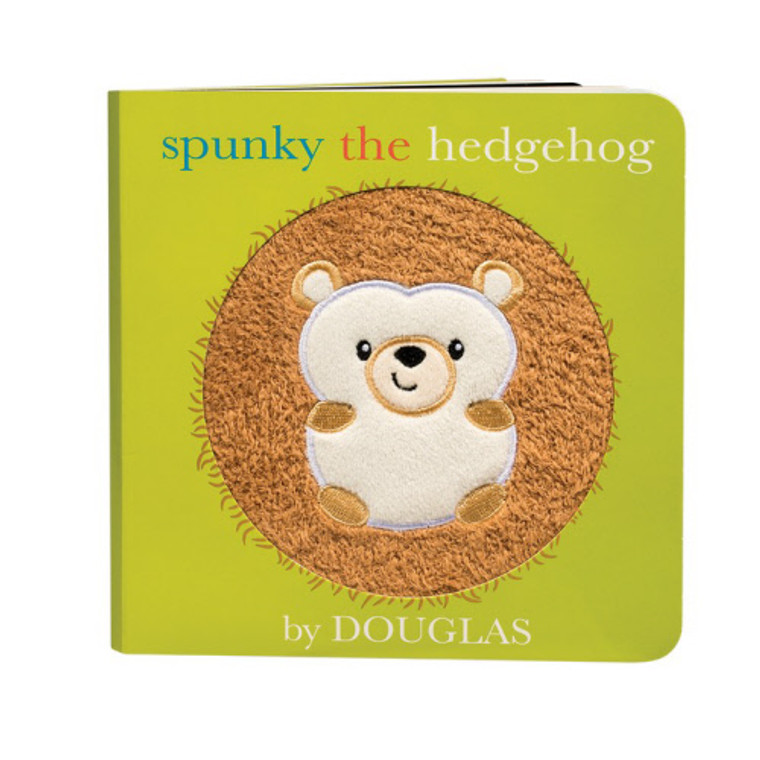 Spunky the Hedgehog Book