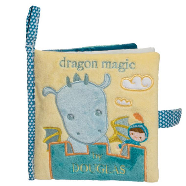 Dimitri Dragon Magic Activity Book