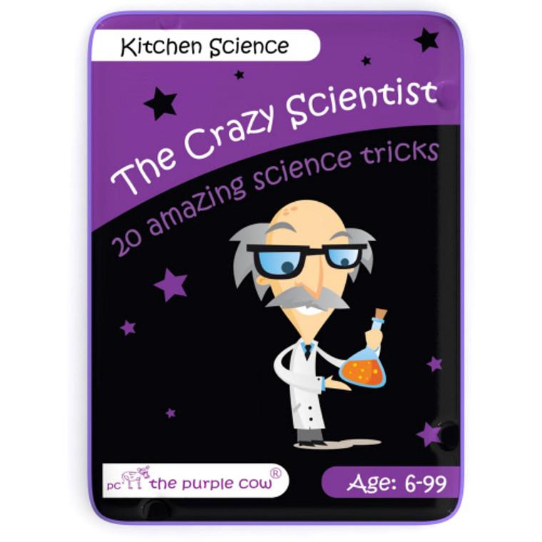 The Crazy Scientist- Kitchen Science