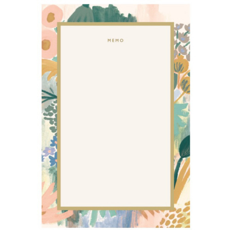 Luisa Large Memo Notepad