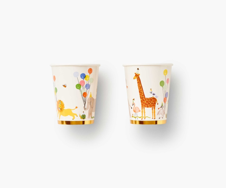 Party Animals 8 ounce Cup