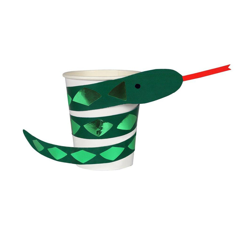 Go Wild Snake Cup