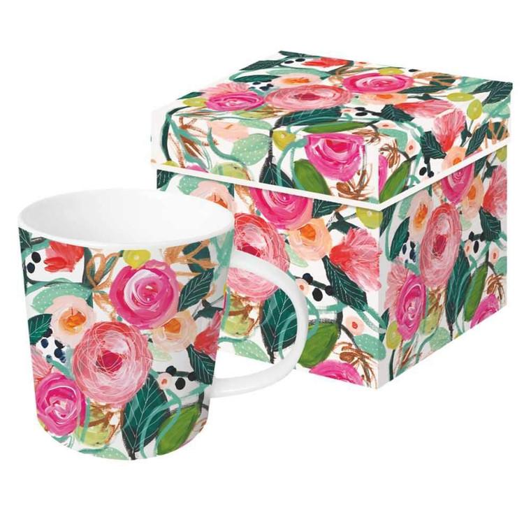 La Belle Rose Mug