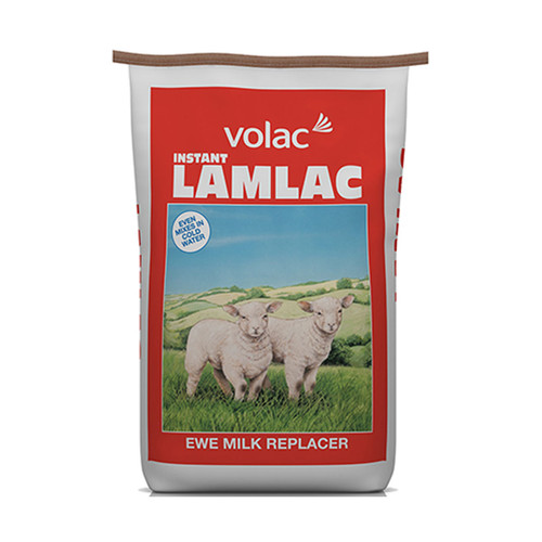 Volac Lamlac - Ewe Milk Replacer 10kg or 25kg