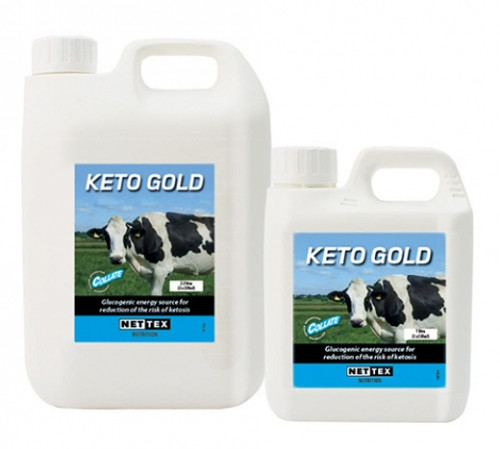 Keto Gold - Ketosis Drench - 1L or 2.5L