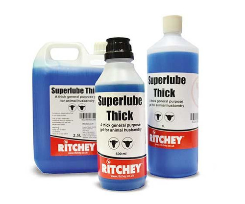 Ritchey Superlube - Obstetrical Lubricant