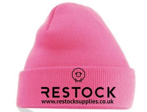 Restock Beanie Hat - Pink