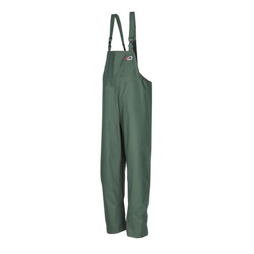 Flexothane Classic Louisiana Bib & Brace - Olive green