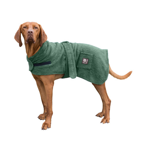Danish Design Towelling Dog Robe