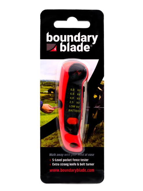 Boundary Blade