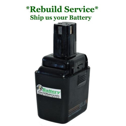 Craftsman REBUILD Service for 13.2V Model 315.111040