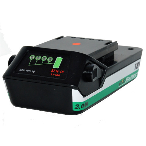 18V Model VB0118 Lithium Battery Pack