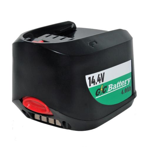 14.4V Model: 2607335038 | 2607336037 | 2607336038 | 2607336194 | 2607336206 Lithium Battery Pack