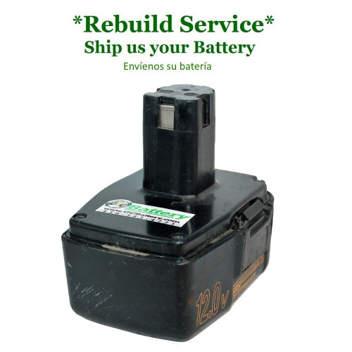 Craftsman REBUILD Service for 12V Model: 315.111010