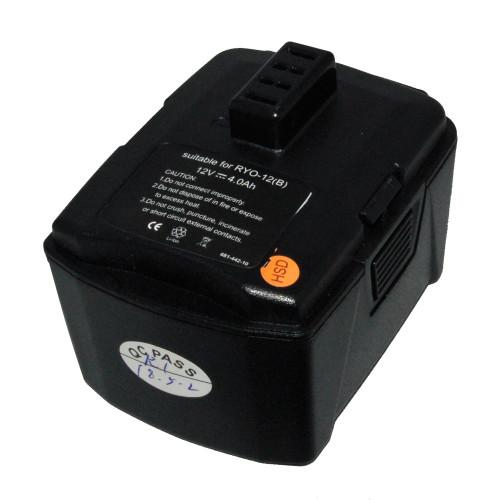 12V Models 130503001 | CB120L Battery Pack