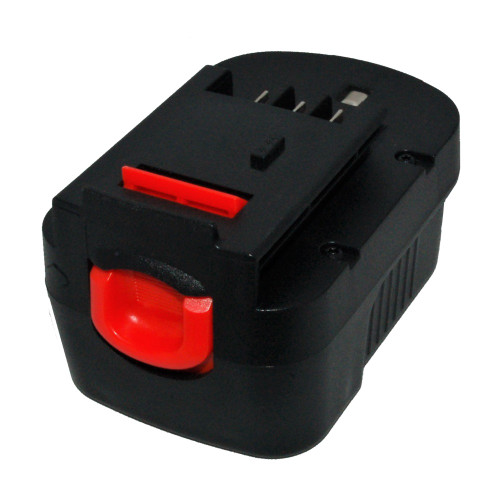 14.4V 2.2Ah NiCd Slide Style Replacement Battery