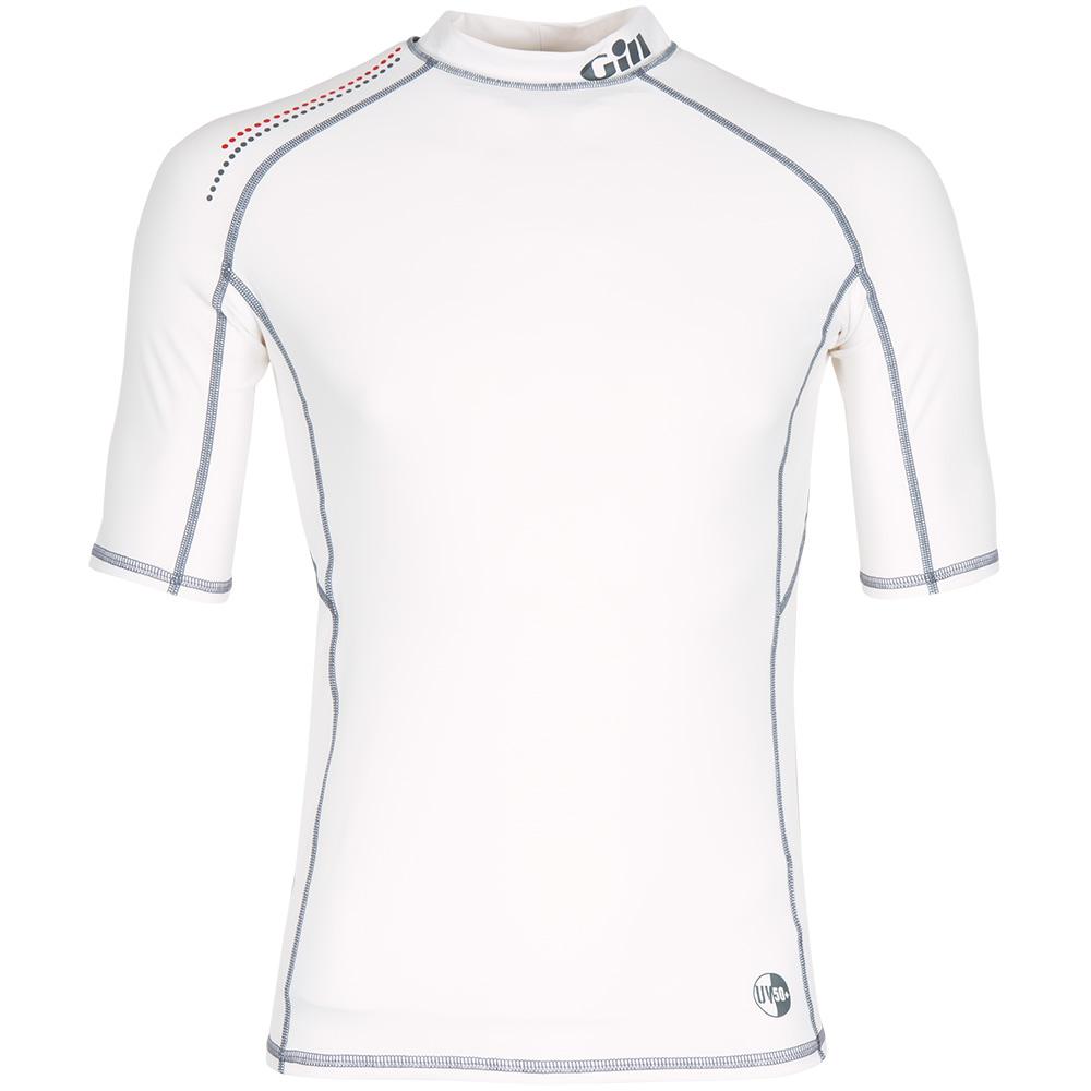 Men's Pro Rash Vest - Short Sleeve (2018) - 4431-WHI01-1.jpg