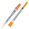 """Insulin Syringe with Needle, 30G x 1/2"""""""