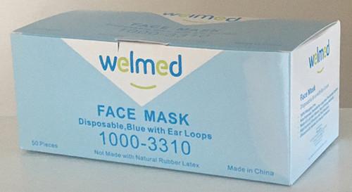 Ear Loop Face Mask Box