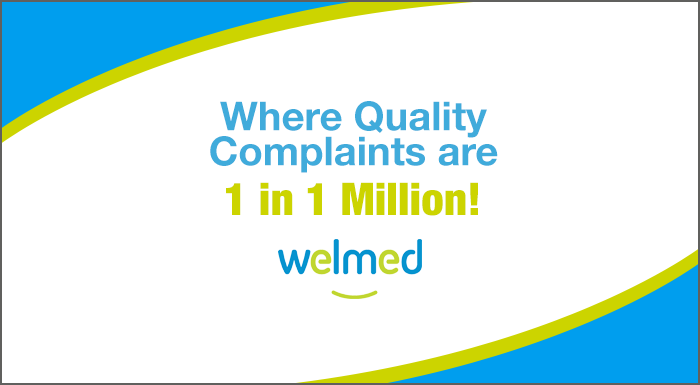 1 in 1 Million Quality Complaints